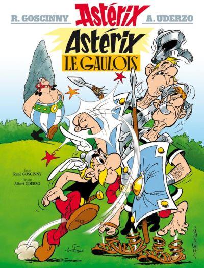 Astérix - Astérix le Gaulois - n°1 - 9782012103603 - 7,99 €