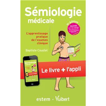 livre de semiologie medicale