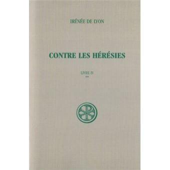 Contre les heresies livre 4,2