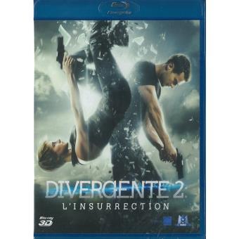 DivergentDivergente 2 L'insurrection Blu-ray 3D