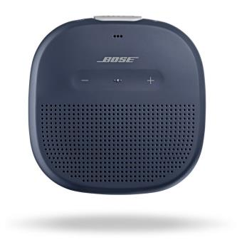 enceinte bluetooth bose soundlink micro bleue mini. Black Bedroom Furniture Sets. Home Design Ideas