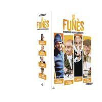 Coffret Louis de Funès 4 Comédies incontournables DVD