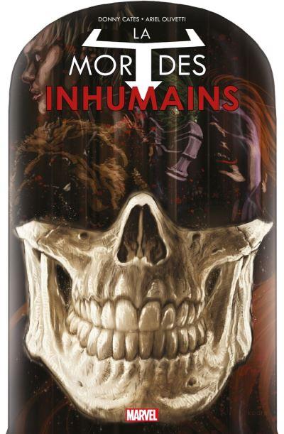 La mort des Inhumains - 9782809482720 - 10,99 €