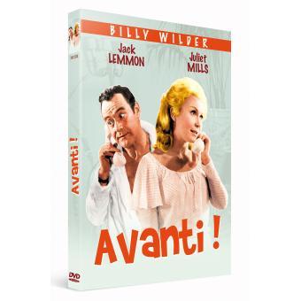 Avanti ! DVD