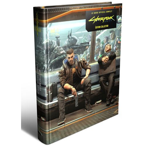 Cyberpunk 2077 Le Guide Officiel Complet Version Collector
