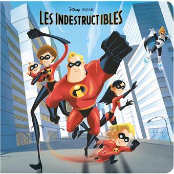 Les IndestructiblesLES INDESTRUCTIBLES 1 - Monde Enchanté