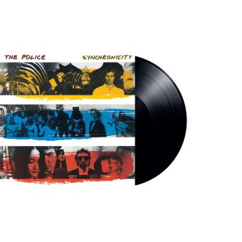 Synchronicity - LP 12''