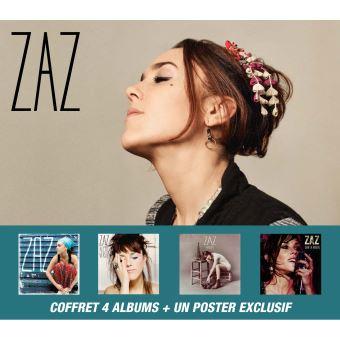 ZAZ/COFFRET