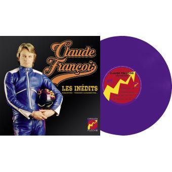 Inédits Vinyle violet