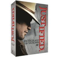 Justified Intégrale des 6 saisons DVD