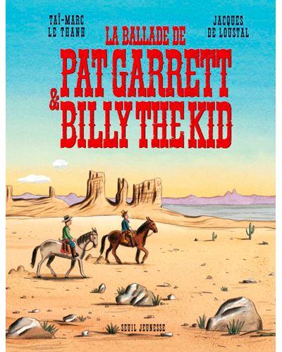 La ballade de Pat Garret et Billy the Kid