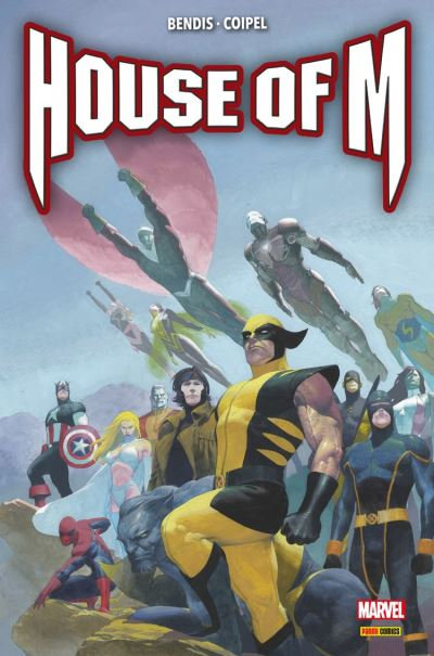 House of M - 9782809488760 - 20,99 €