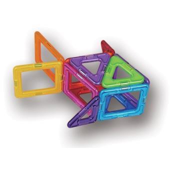 Jeu de Construction Magnétique Magformers 14 pièces