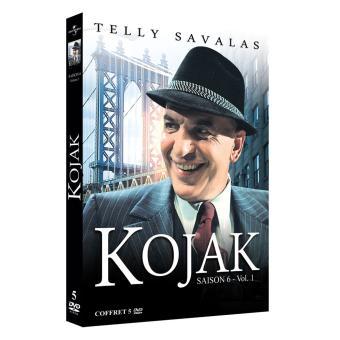 KojakKOJAK 6-5 DVD-VF