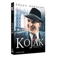 Kojak Coffret de la Saison 6 Partie 1 : L'ultime Saison DVD