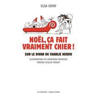Noël, ça fait vraiment chier ! Sur le divan de Charlie Hebdo