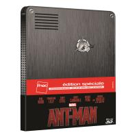 Ant-Man Edition spéciale Fnac Steelbook Blu-ray 3D + 2D