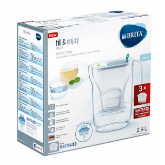 BRITA STYLE COOL BLUE 3 MAXTRA+ FILTER CARAFE