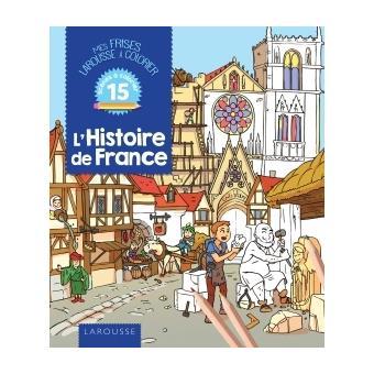 Lhistoire De France à Colorier