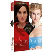 Coffret Grandes Dames DVD