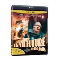 La Vie future (Combo Blu-ray + DVD)  Blu-ray