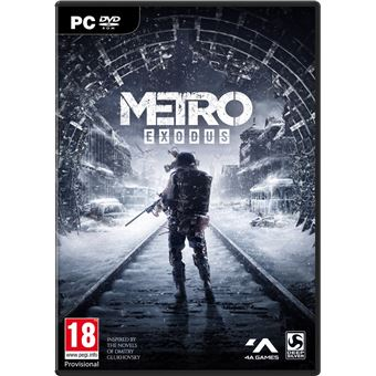 Metro exodus MIX PC