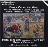 Sinfonietta Pour Orchestr