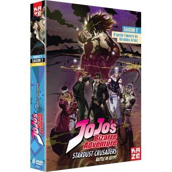 Jojo's bizarre adventureJOJO S BIZARRE ADVENTURE-FR
