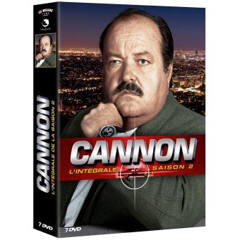 CannonL'intégrale de la saison 2  DVD