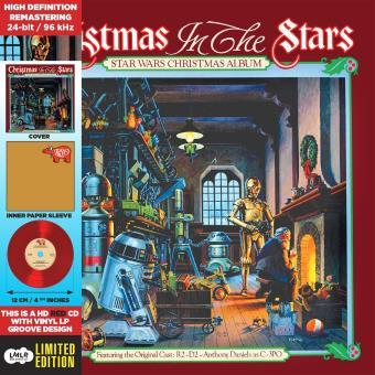 Star Wars Christmas album Christmas in the stars