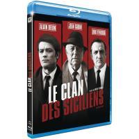 Le clan des siciliens  Blu-ray