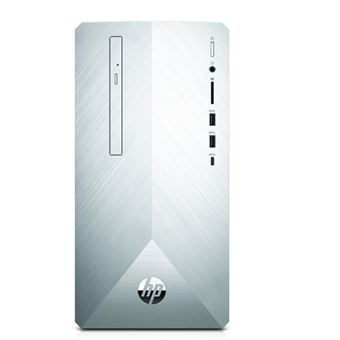 HP Pavillion 590-P0063 i5-8400 128GB SSD + 1TB HDD 12GB RAM Radeon RX 550 2GB Desktop