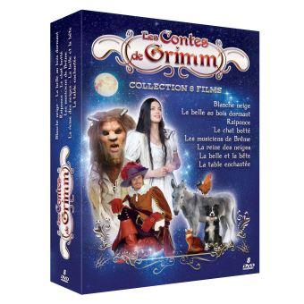 Contes de GrimmCoffret Les Contes de Grimm 8 Films DVD
