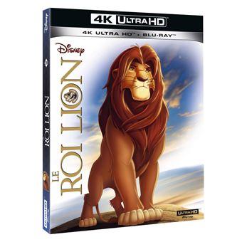 Le Roi lionLe Roi Lion Blu-ray 4K Ultra HD