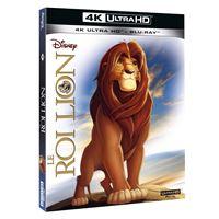Le Roi Lion Blu-ray 4K Ultra HD