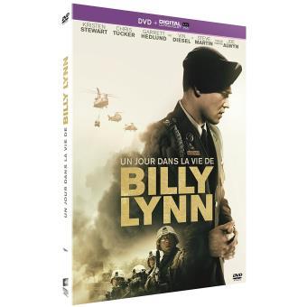Un jour dans la vie de Billy Lynn DVD