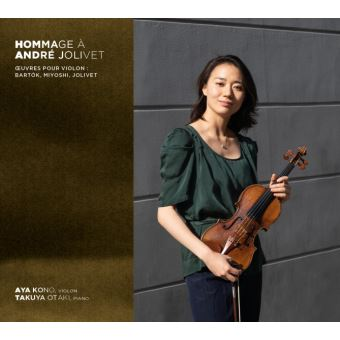 Hommage à André Jolivet