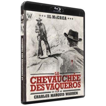 La Chevauchée des Vaqueros Blu-ray