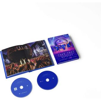 Odyssey - Greatest Hits Live + DVD