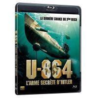 U-864 : L'arme secrète d'Hitler - Blu-Ray