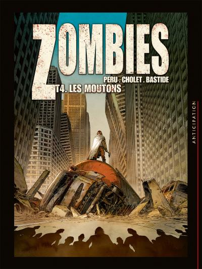 Zombies - Tome 4 : Zombies T4 - Les Moutons