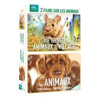 Coffret Nos animaux 2 Films DVD