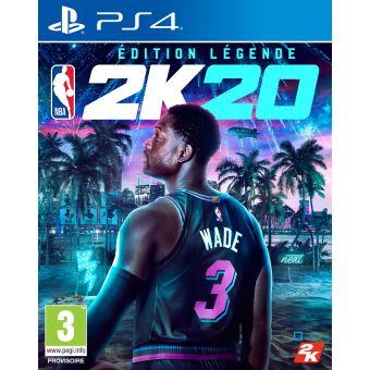 NBA 2K20 Edition Légende PS4