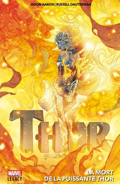 Thor - La mort de la puissante Thor - 9782809483055 - 16,99 €
