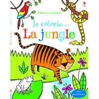 Je colorie... La jungle