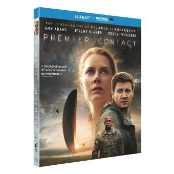 Premier contact Blu-ray