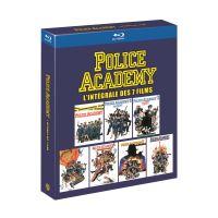 Police Academy Intégrale Coffret Blu-ray