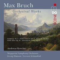 Orchestral Works Symphony 2 Violin Concerto 3 Schon Ellen