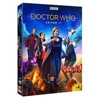 Doctor Who Saison 11 DVD