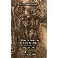 Histoire de la pensée au Pays de Liège